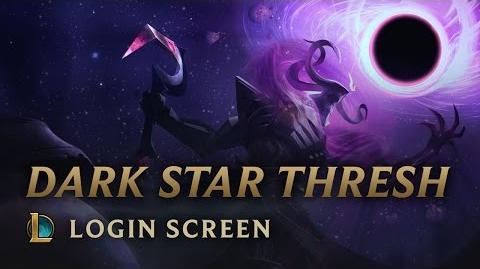 Dark Star Thresh - Login Screen