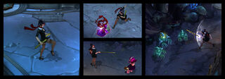 Fiora Headmistress Screenshots