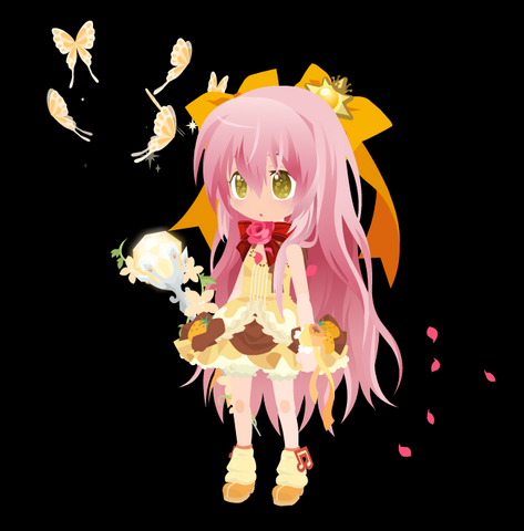 File:Nhan-Fiction Sylphie the buttercup mage alt outfit by princessdevin302-d6evo6e.png