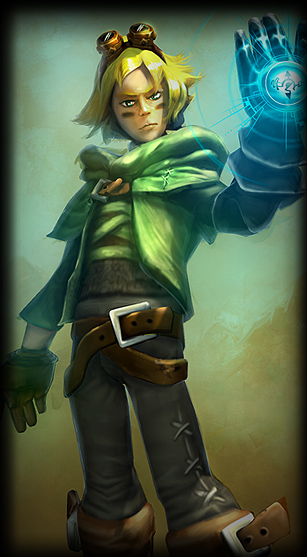 Ezreal NottinghamLoading old