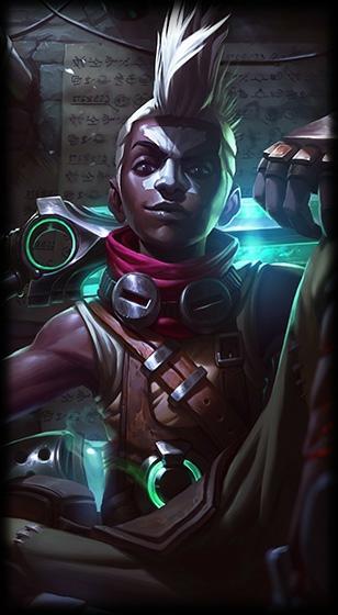 英雄联盟艾克皮肤壁纸_Ekko | League of Legends Wiki | Fandom powered by Wikia