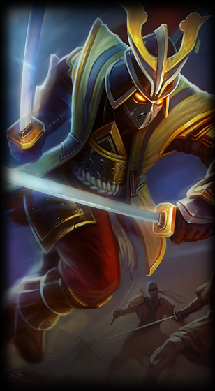 Shen WarlordLoading old