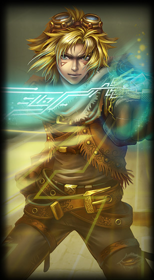 Ezreal OriginalLoading old2
