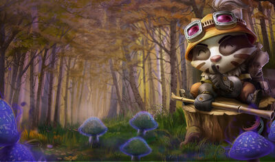 Teemo BadgerSkin old2