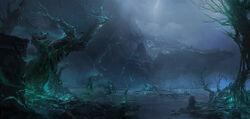 Shadow Isles concept 4