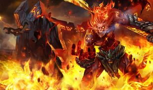 Wukong VolcanicSkin