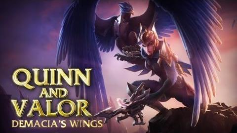 Quinn and Valor Champion Spotlight
