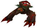 Red Brambleback Render