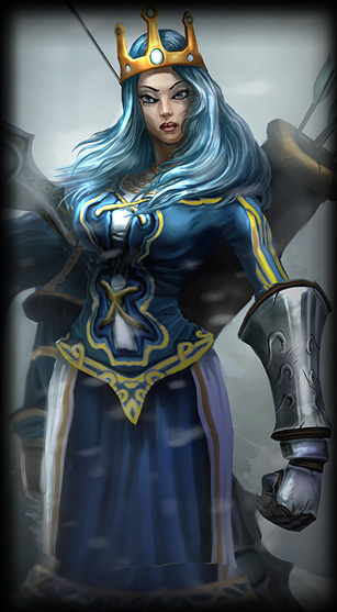 Ashe QueenLoading old