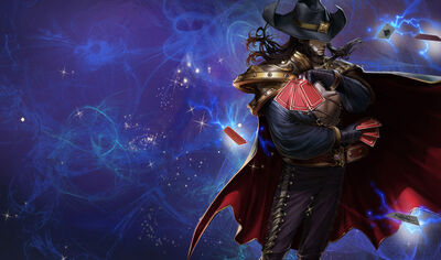 Twisted Fate OriginalSkin old3