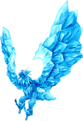 Anivia Render old