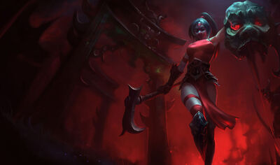 Akali CrimsonSkin old3
