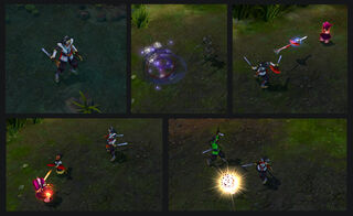 Shaco Masked Screenshots