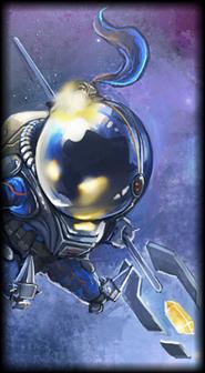 Emptylord Veigar Astronaut