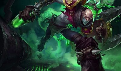 Singed OriginalSkin