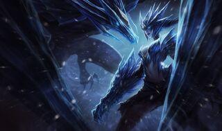 Shyvana IceDrakeSkin