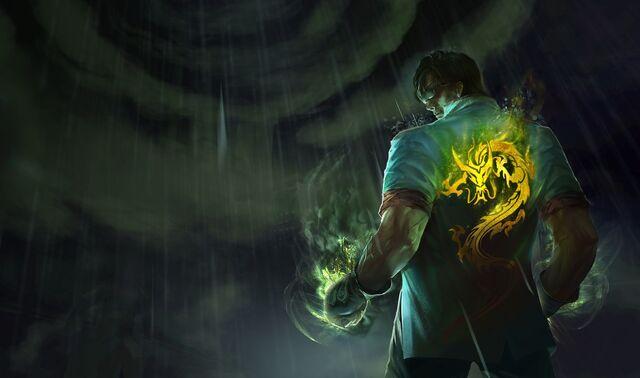 File:Lee Sin DragonFistSkin.jpg