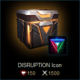 Shop DISRUPTION icon