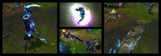 Draven SoulReaver Screenshots