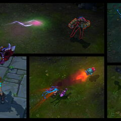 Jinx old tanned screenshots