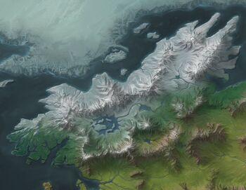 Freljord Map