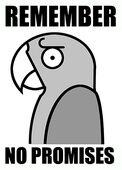 Ironstylus parrot