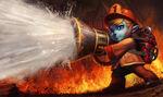 Tristana FirefighterSkin Ch