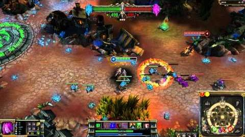 League of Legends - Xerath Patch Preview