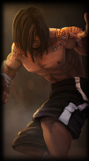 Lee Sin TraditionalLoading old