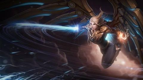 League of Legends- Aether Wing Kayle