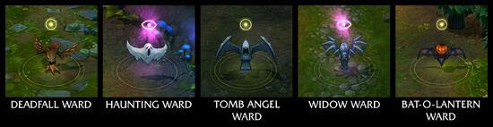 Ward skins EN