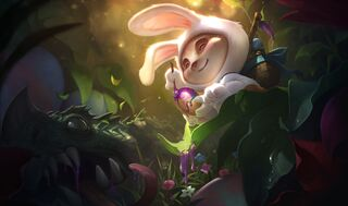 Teemo CottontailSkin