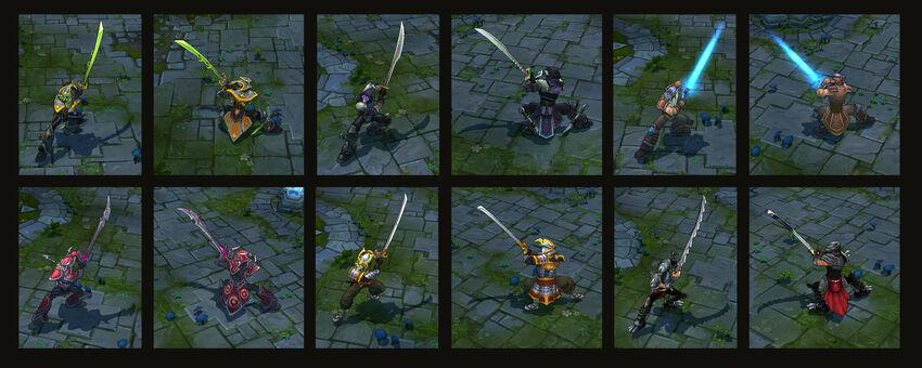 Master Yi VU Screenshots