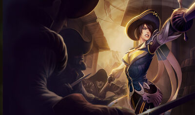 Fiora RoyalGuardSkin old