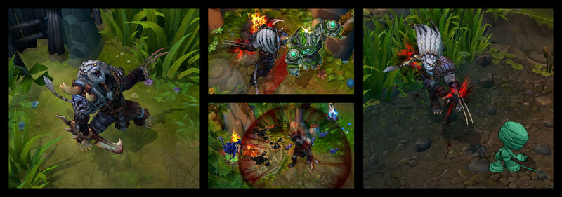 Rengar Screenshots