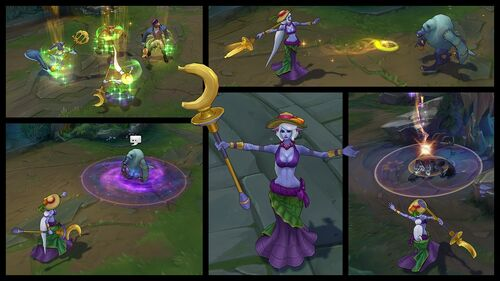 Soraka OrderoftheBanana Screenshots