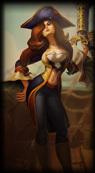 Miss Fortune WaterlooLoading old