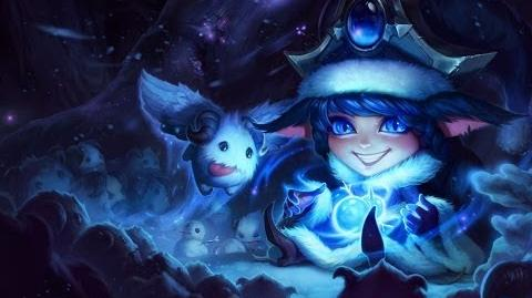 League of Legends - Winter Wonder Lulu