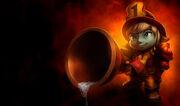 Tristana FirefighterSkin old