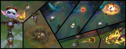 Tristana VU Screenshots