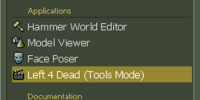 Left 4 Dead Authoring Tools