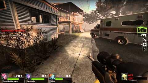 Left 4 Dead 2 Hard Rain - The Milltown