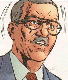 PanCon President comic