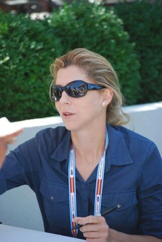 File:Monica Seles signing autographs.jpg