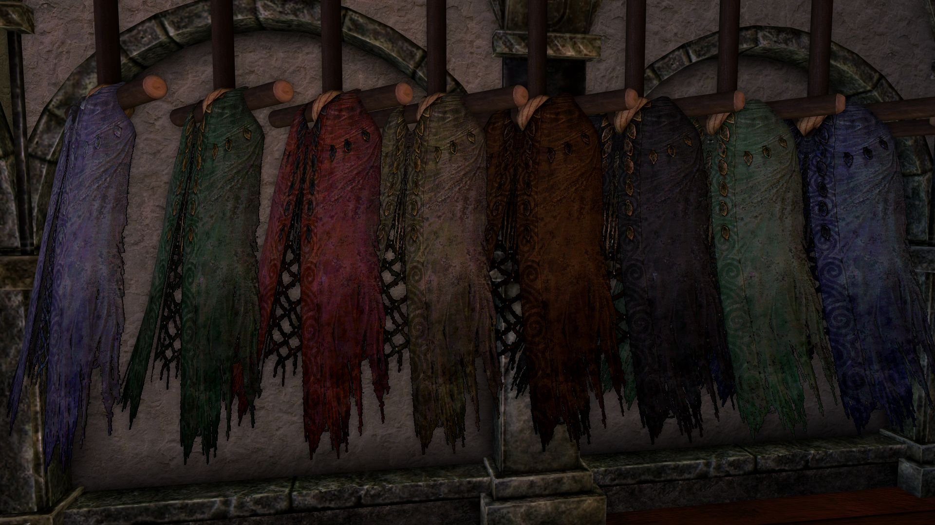 Category Cloaks Of Skyrim Legacy Of The Dragonborn