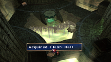 Flash Hall Chest
