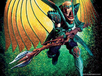 The Legend of Dragoon- Lavitz Slambert- Jade Dragoon form
