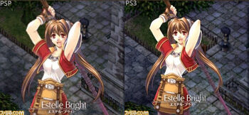 Sorafc normal to HD-kai comparison