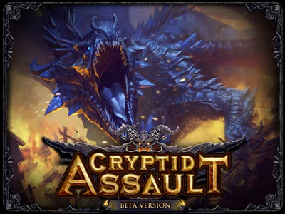 Cryptid Assault (Beta)