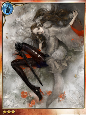 Pure Snow Maiden